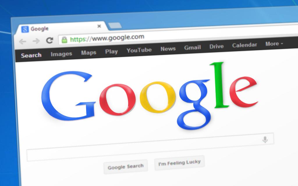 תוצאות חיפוש גוגל